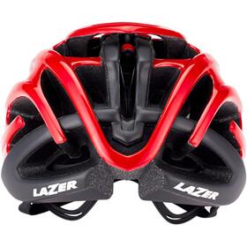 Lazer Blade+ Fietshelm, rood/zwart
